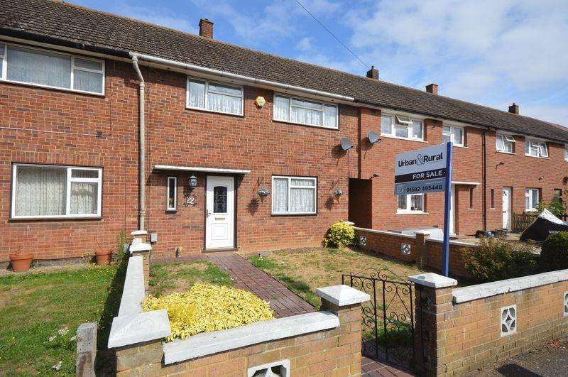 3 Bedrooms Terraced House for sale in Brickly Road.
