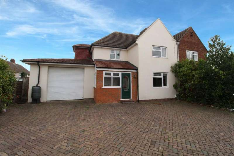 3 Bedrooms Semi Detached House for sale in Woburn Road, Kempston MK42
