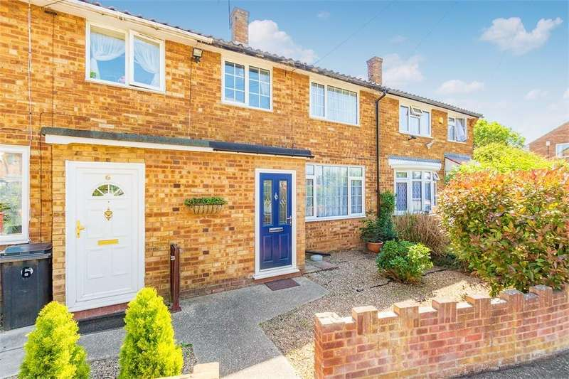 3 Bedrooms Terraced House for sale in Mascoll Path, Slough, Berkshire