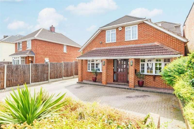 5 Bedrooms Detached House for sale in Upton Road, Slough, Berkshire