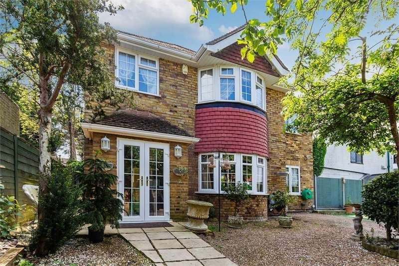 5 Bedrooms Detached House for sale in High Street, Harmondsworth, Middlesex