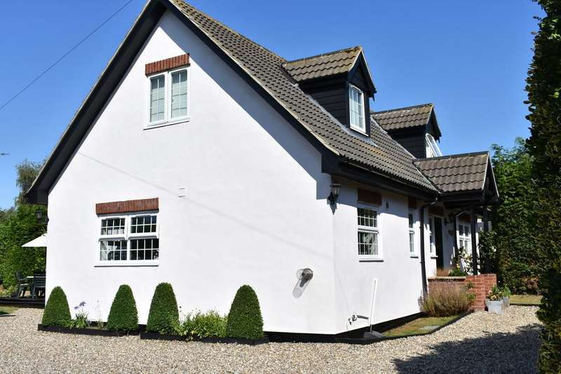 4 Bedrooms Detached House for sale in New Road, Fritton