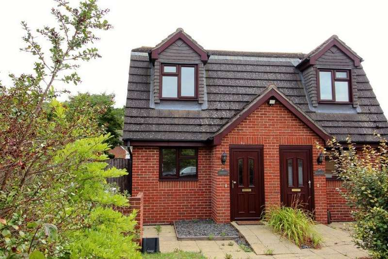2 Bedrooms Semi Detached House for sale in Hamble Lane, Bursledon SO31