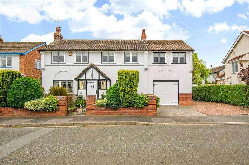 3 Bedrooms Detached House for sale in Beckett Drive, Worcester, Worcestershire, WR3
