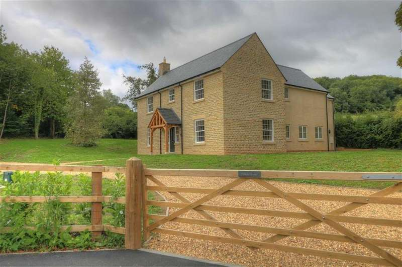 5 Bedrooms Detached House for sale in Hillside House, Dauntsey Lock, Nr Malmesbury