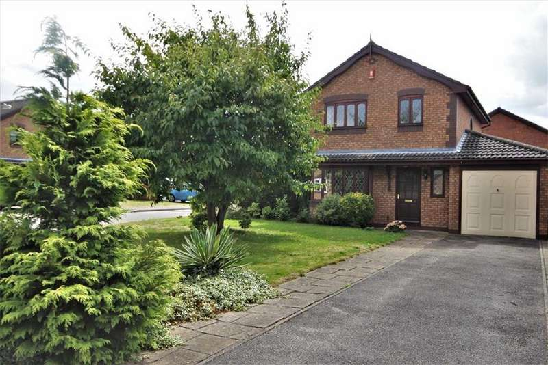 4 Bedrooms Detached House for sale in Earls Drive, Lincoln, Lincolnshire