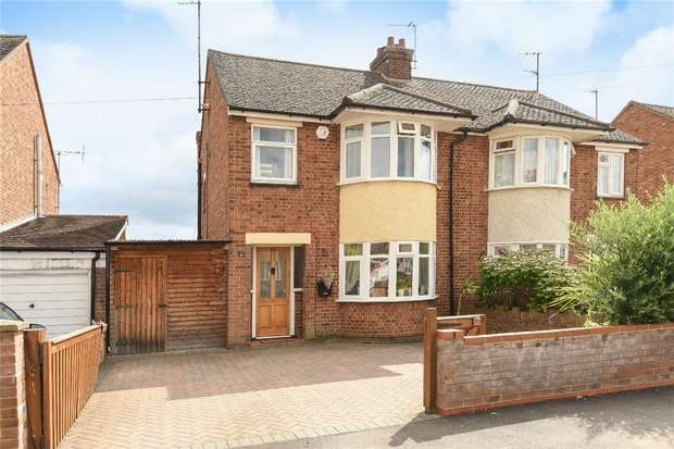 3 Bedrooms Semi Detached House for sale in Springfield Avenue, Kempston, Bedford