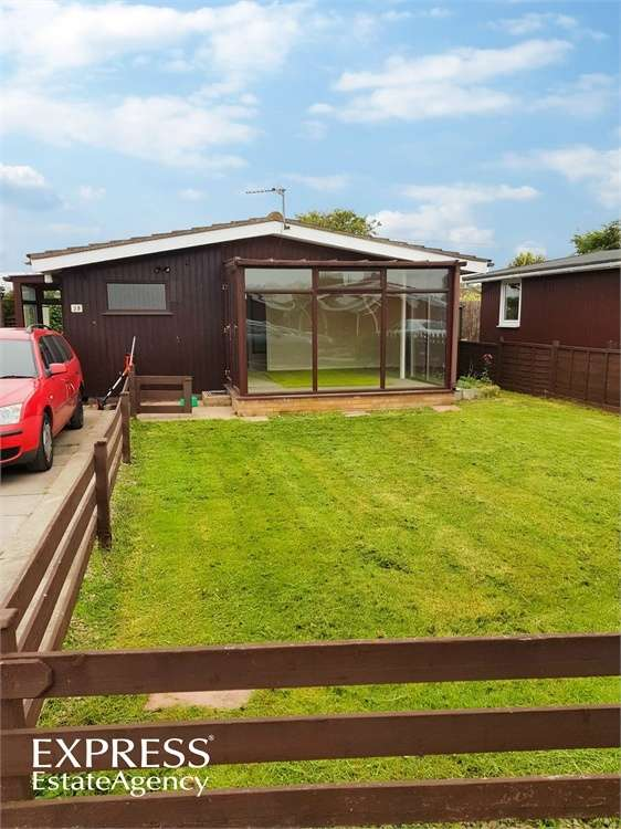 2 Bedrooms Detached Bungalow for sale in Grace Crescent, Anderby Creek, Skegness, Lincolnshire
