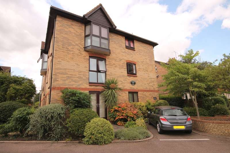 2 Bedrooms Apartment Flat for sale in Charlbury Court, Merton Road, Bedford, MK40
