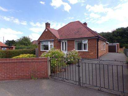 2 Bedrooms Bungalow for sale in Wepre Lane, Connah's Quay, Deeside, Flintshire, CH5