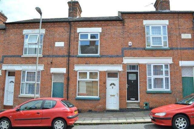 2 Bedrooms Terraced House for sale in Shelley Street, Knighton Fields