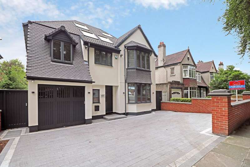 5 Bedrooms Detached House for sale in Woolton Road, Woolton, Liverpool, L25 4SY