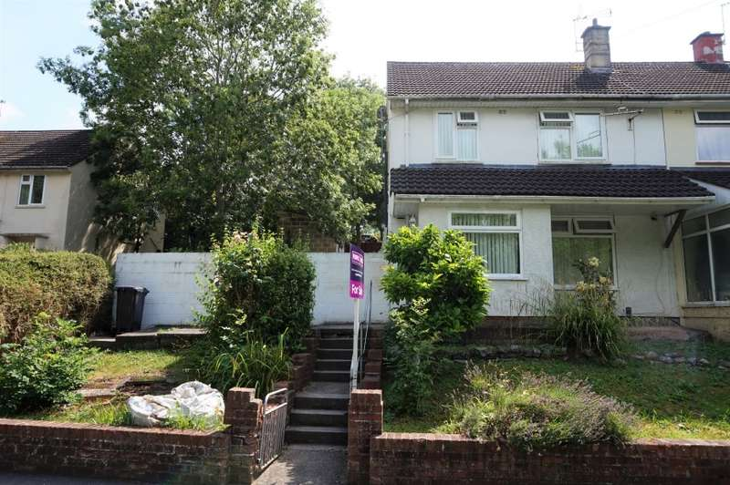 3 Bedrooms Semi Detached House for sale in 3 Hencliffe Road & Building Plot, Stockwood, Bristol