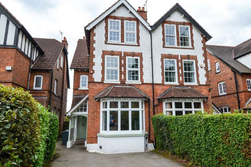 5 Bedrooms Semi Detached House for sale in Middleton Hall Road, Kings Norton, Birmingham, B30