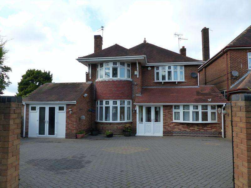4 Bedrooms Detached House for sale in Newton Road, Great Barr