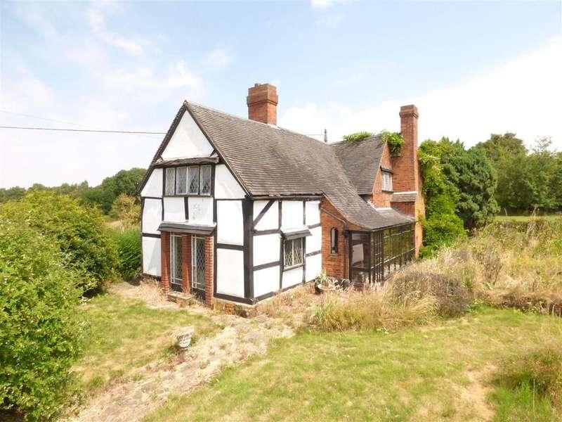 3 Bedrooms Farm House Character Property for sale in Kinwalsey Lane, Meriden