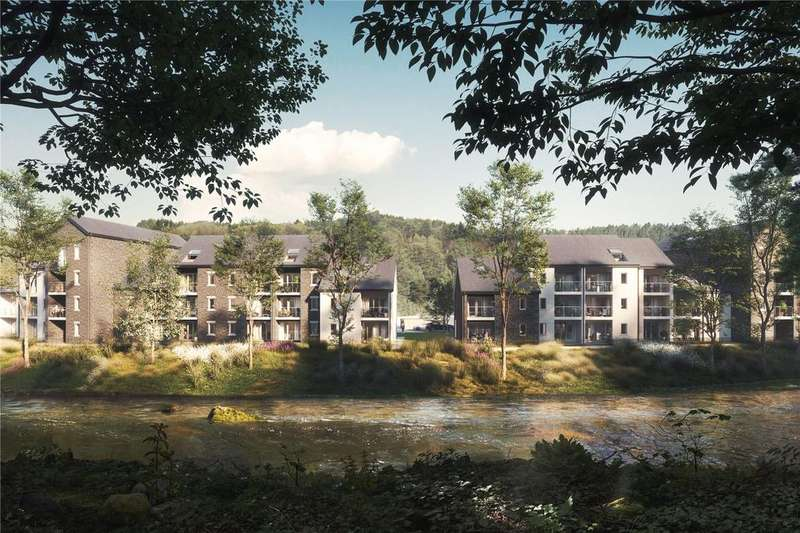 2 Bedrooms Flat for sale in Ironworks, South Building, Backbarrow, Cumbria, LA12