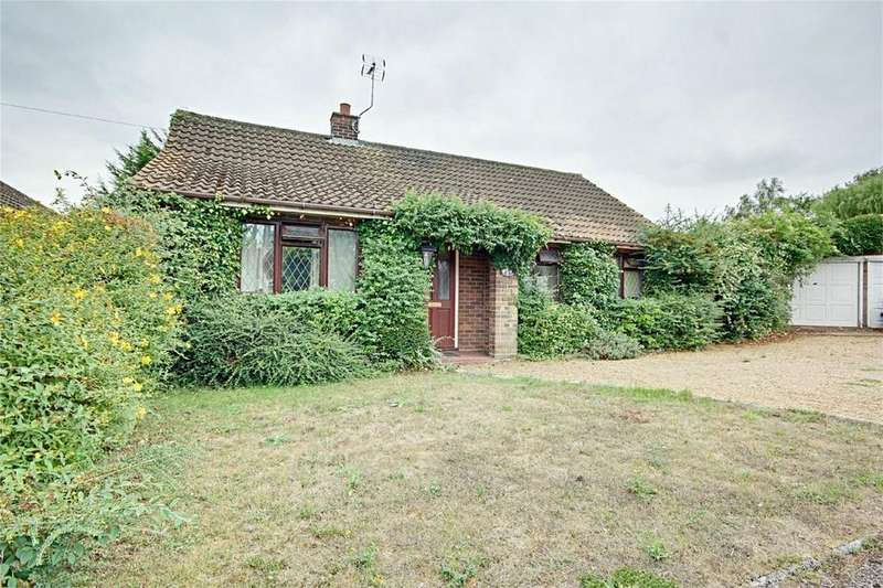 2 Bedrooms Detached Bungalow for sale in Rowney Wood, Sawbridgeworth, Hertfordshire