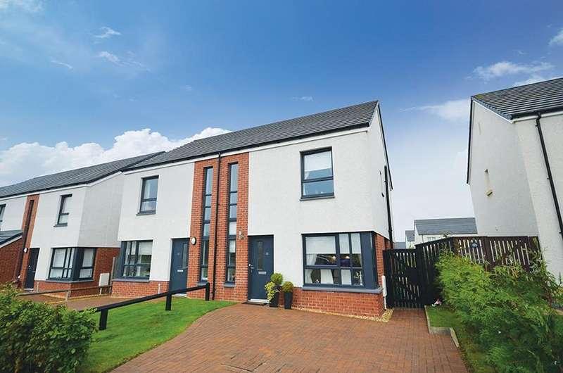 3 Bedrooms Semi-detached Villa House for sale in 38 Kintyre Avenue, Doonfoot, KA7 4GB