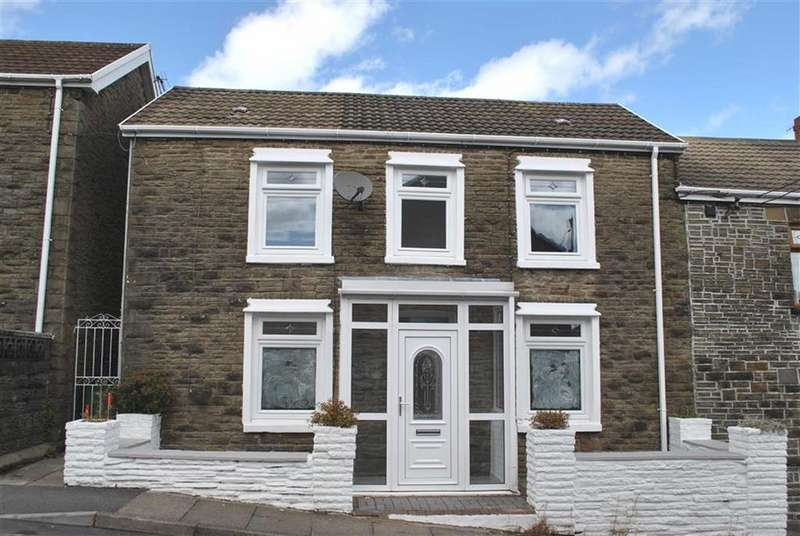 4 Bedrooms End Of Terrace House for sale in Heolddu Road, Bargoed