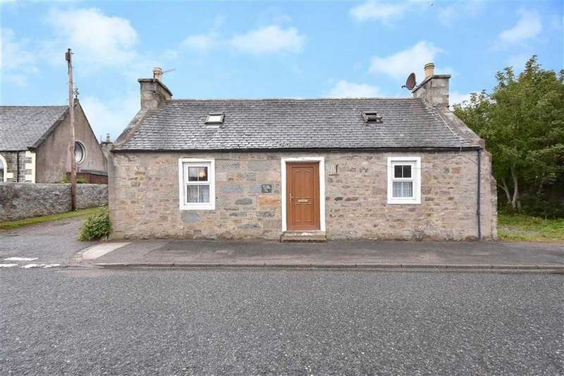 2 Bedrooms Detached House for sale in Tomintoul