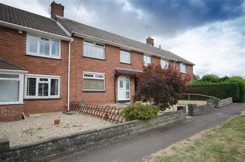 3 Bedrooms Terraced House for sale in Dibden Road, Downend, BS16 6UD