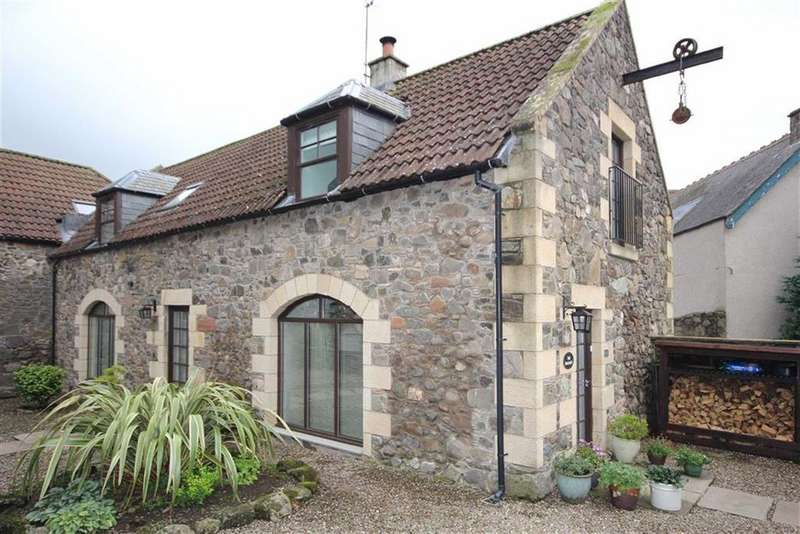 2 Bedrooms End Of Terrace House for sale in The Granary, 1, Berryhill Steadings, Grange Of Lindores, Fife, KY14