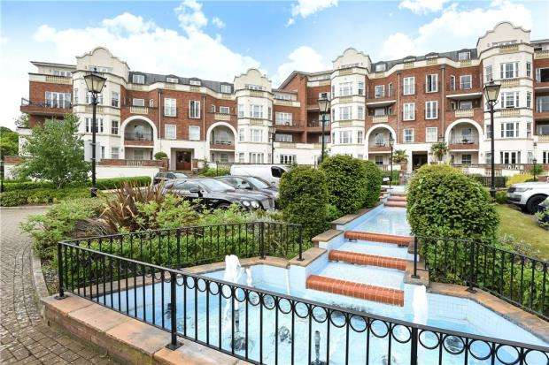 1 Bedroom Apartment Flat for sale in Grand Regency Heights, Burleigh Road, Ascot