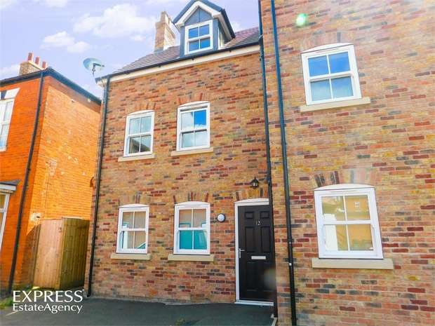 1 Bedroom Flat for sale in Union Street, Market Rasen, Lincolnshire