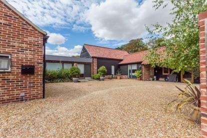 4 Bedrooms Detached House for sale in Caxton, Cambridge, Cambridgeshire