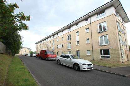 2 Bedrooms Flat for sale in Greenlaw Court, Yoker, Glasgow