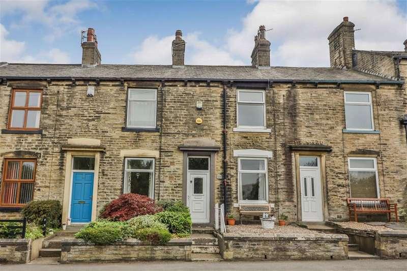 2 Bedrooms Terraced House for sale in Hollingworth Road, Littleborough, OL15 0AU