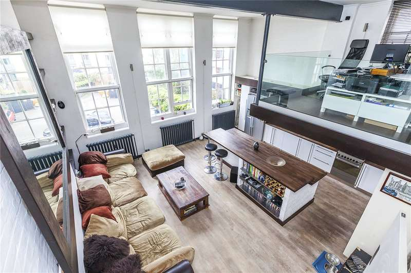 3 Bedrooms Apartment Flat for sale in Blackheath Road, London, SE10
