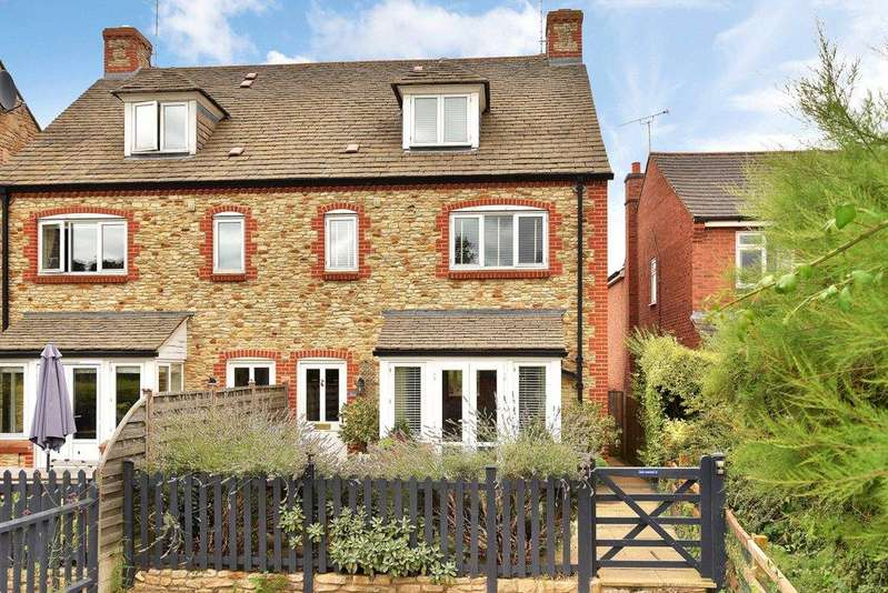 4 Bedrooms Semi Detached House for sale in Drayton Road, Medbourne, Leicestershire