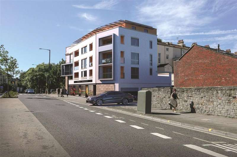 2 Bedrooms Flat for sale in Apartment 11, Tempus, 40 Whiteladies Road, Clifton, Bristol, BS8