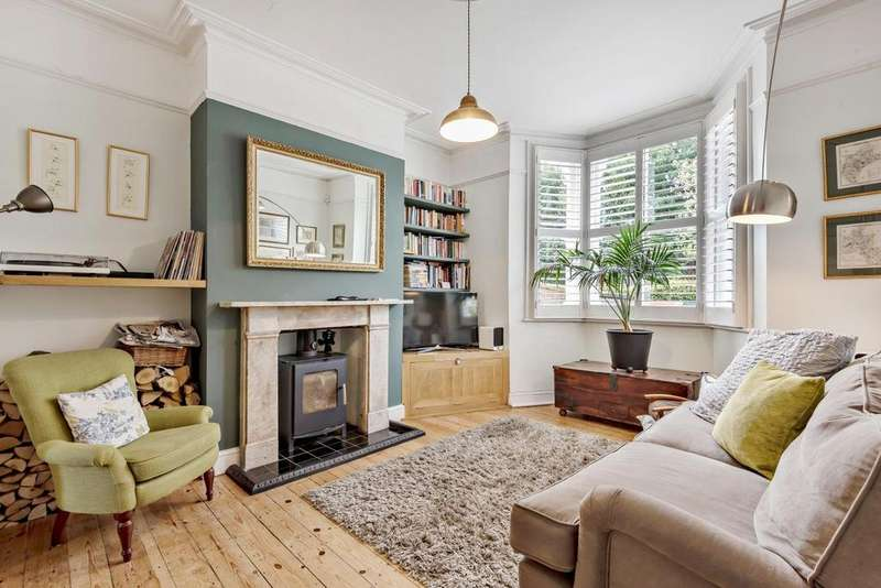 4 Bedrooms End Of Terrace House for sale in Grenville Road, Stroud Green