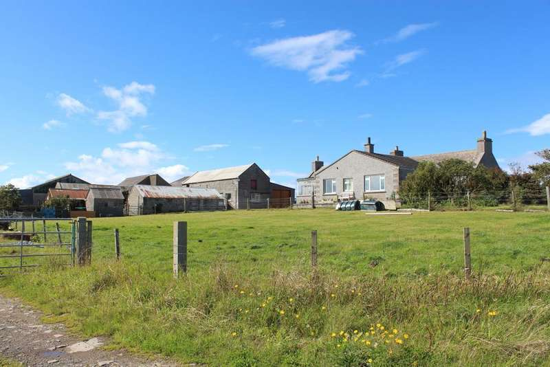 4 Bedrooms Detached House for sale in Ellenfield, Tankerness, Orkney KW17
