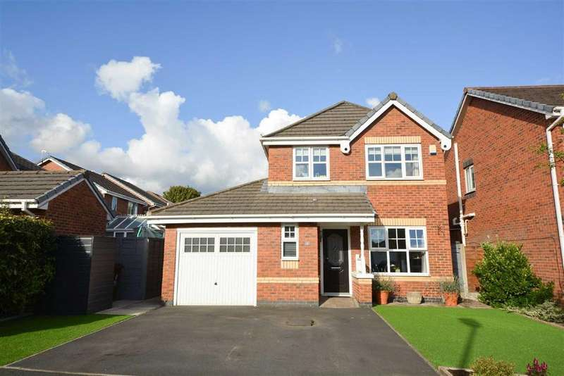 3 Bedrooms Detached House for sale in Kirkwood Close, Aspull, Wigan, WN2