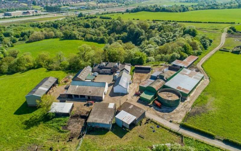 Land Commercial for sale in Aitkenhead Farm, Uddingston