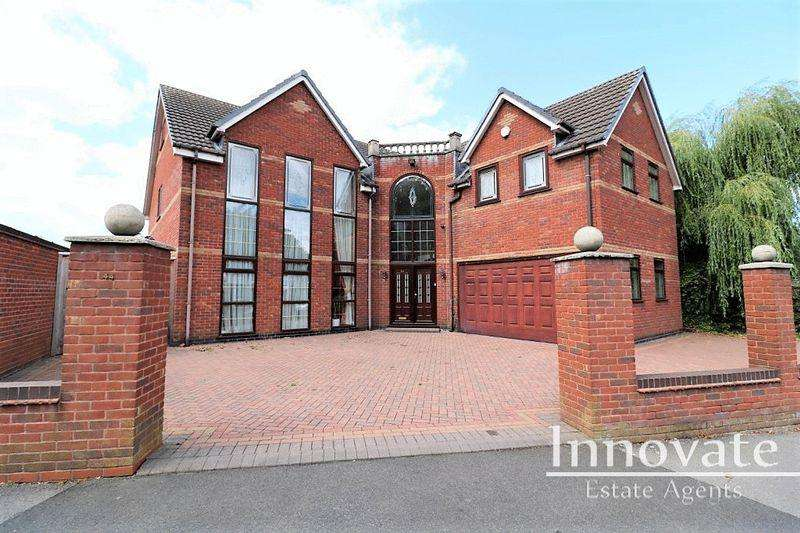 6 Bedrooms Detached House for sale in Lloyd Street, West Bromwich