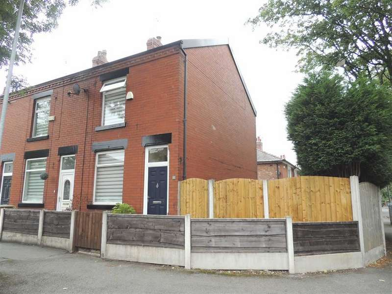 2 Bedrooms End Of Terrace House for sale in Gambrel Bank Road, Ashton-under-lyne