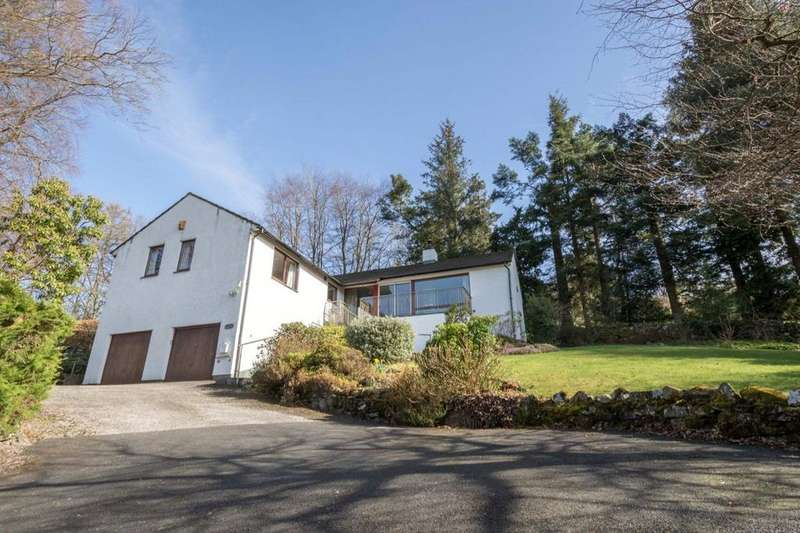 3 Bedrooms Detached Bungalow for sale in Sundown, Keldwyth Drive, Troutbeck Bridge, Windermere, Cumbria