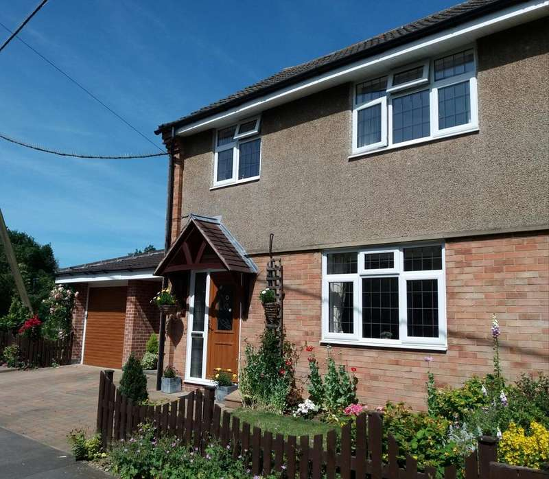 3 Bedrooms House for sale in Spring Lane, Packington, LE65