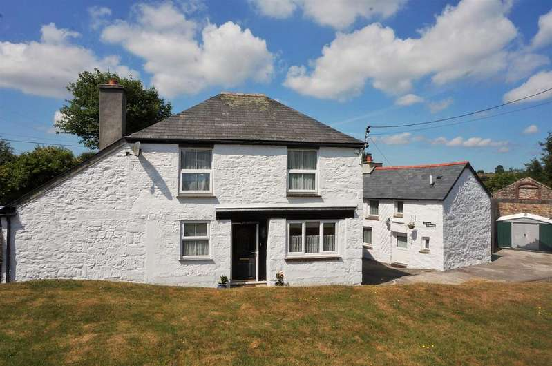 4 Bedrooms Cottage House for sale in Common Moor, Liskeard