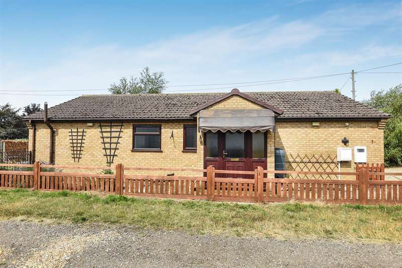 3 Bedrooms Detached Bungalow for sale in Leagate Road, Tumby, Boston, PE22 7SY