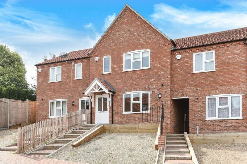 3 Bedrooms Town House for sale in Oak Tree Meadow, Horncastle, LN9 5PG