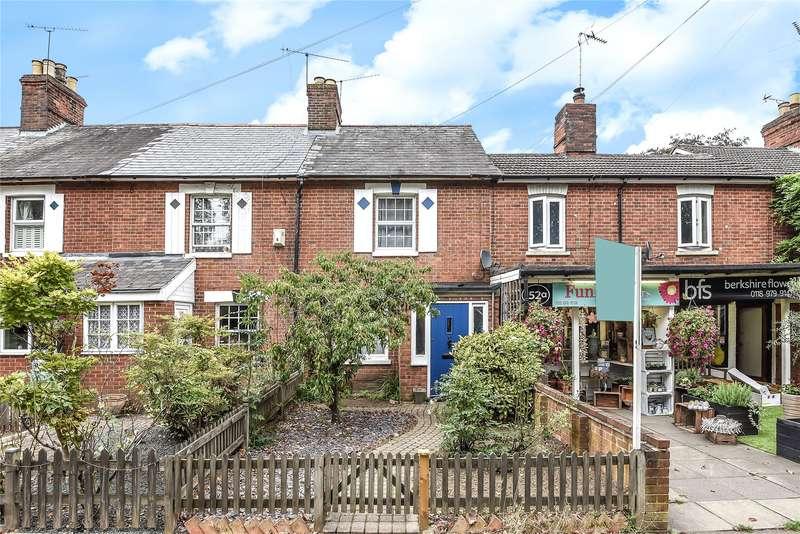 3 Bedrooms Terraced House for sale in London Road, Wokingham, Berkshire, RG40