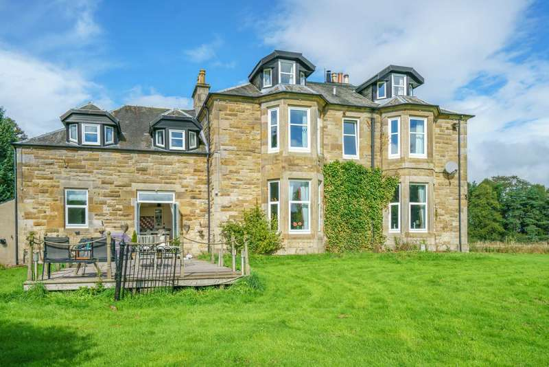 8 Bedrooms Villa House for sale in Westoun House, Westoun, Lanark, ML11