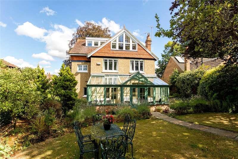 6 Bedrooms Detached House for sale in Lower Green Road, Tunbridge Wells, Kent, TN4