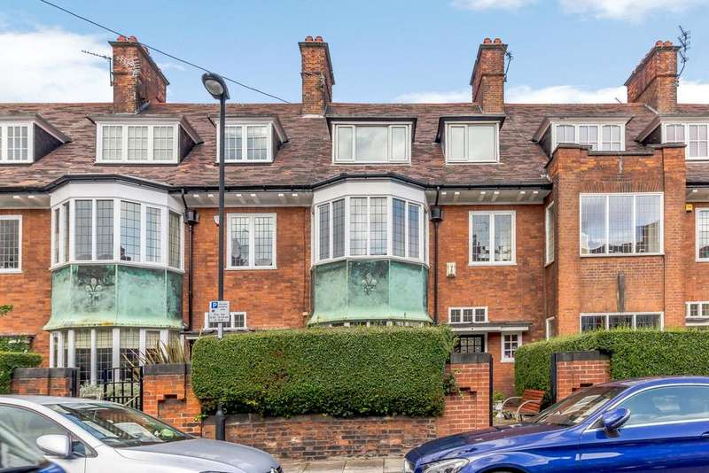 6 Bedrooms Terraced House for sale in Kingsland, Jesmond, Newcastle Upon Tyne, Tyne Wear